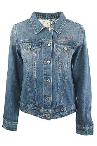 Chaqueta Para Light Lieblingsstück Blue Jeans Mujer fzPg15