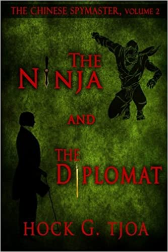 Book The Ninja and the Diplomat: The Chinese Spymaster, vol. 2: Volume 2