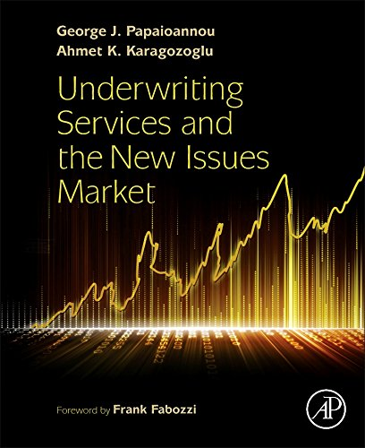 Underwriting Services and the New Issues (Aftermarket Stock)