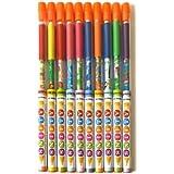 10 Snifty Zoo & Aquarium Scented Pencils