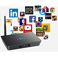 X92 3G/32G Android 6.0 TV Box Amlogic S912 Octa Core Media Player Support 4K H.265 2.4G/5GHz