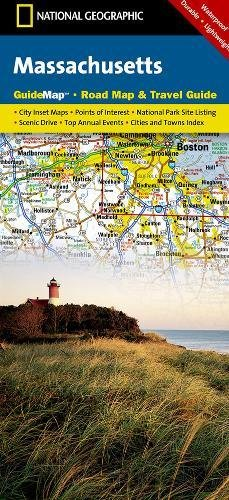 Massachusetts (National Geographic Guide - Outlet Massachusetts