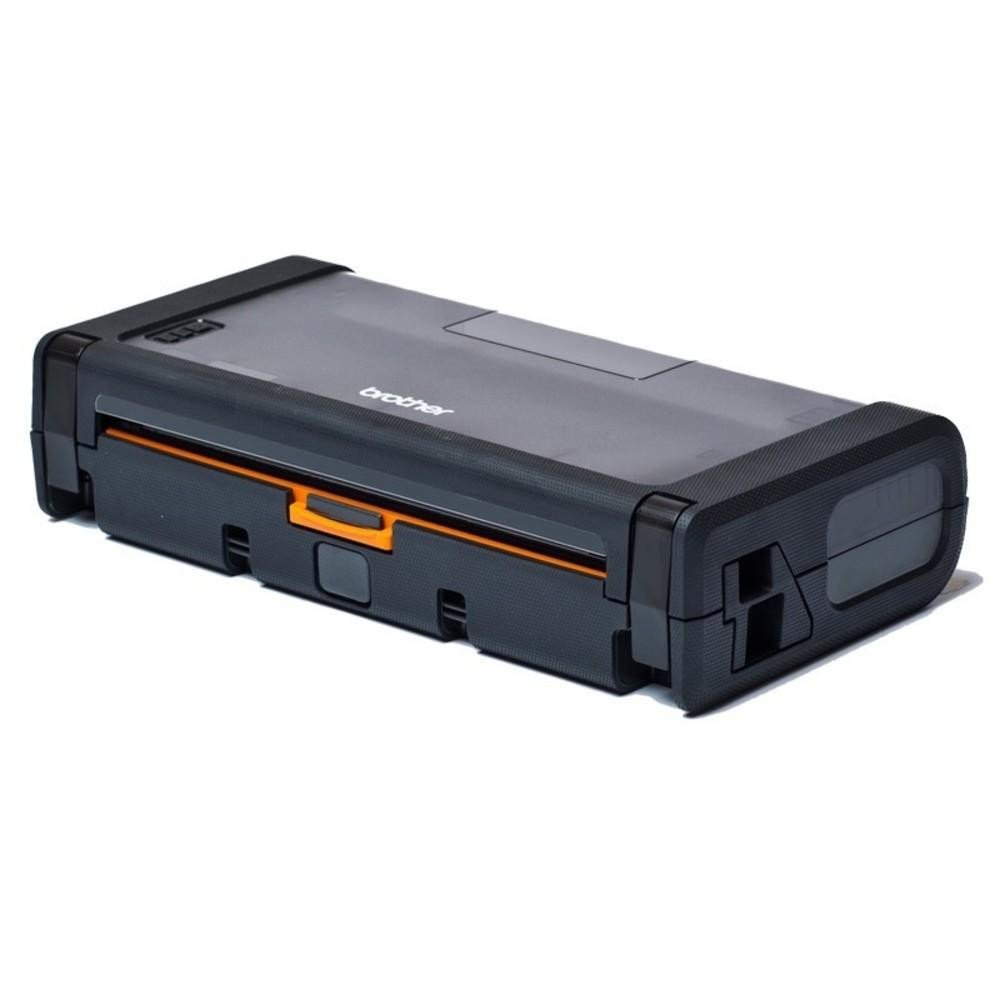 Brother Pentax Pj7 Rugged Roll Case With Decurling Mechanism: Easy Drop In Loading Holds Stand PA-RC-001
