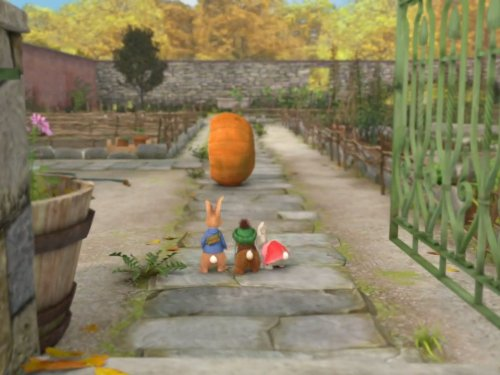 The Tale of the Giant Pumpkin/The Tale of the Fierce Bad Rabbit (Patch Pumpkin Peter Rabbit)