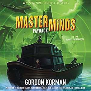 Masterminds: Payback Audiobook