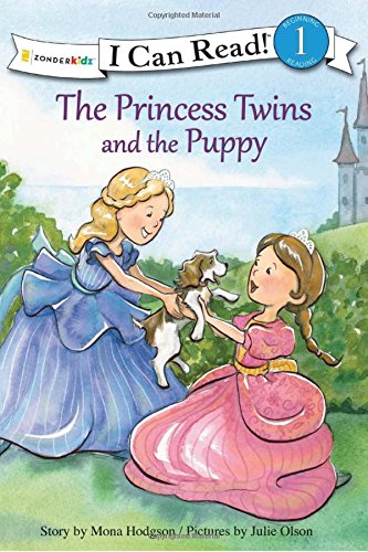 The Princess Twins and the Puppy (I Can Read! / Princess Twins Series)