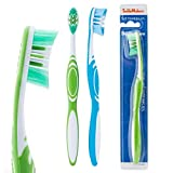 SmileCare Performance Plus Youth Toothbrushes - Dental Hygiene Products - 48 per Pack