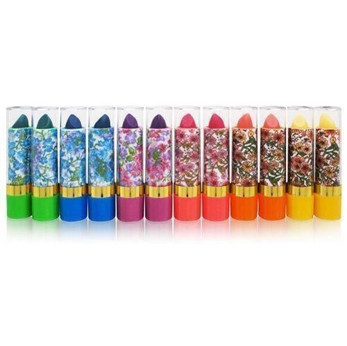 Princessa Aloe Mood Lipstick 12 Assorted Lipsticks…