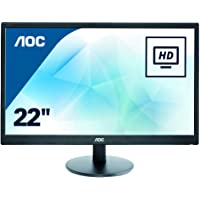 AOC International E2270SWN Monitör 22 inches LED