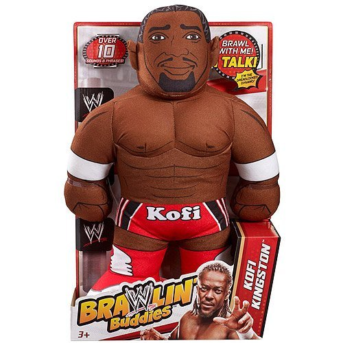 WWE Brawlin' Buddies, Kofi Kingston by Generic