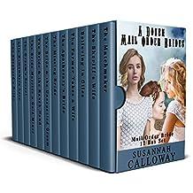 Mail Order Bride: A Dozen Mail Order Brides: 12 Book Box Set