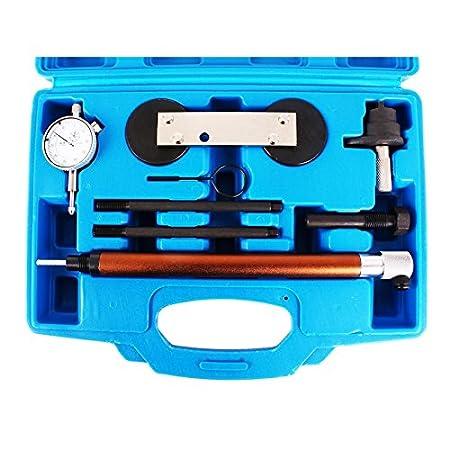 tecpo Motor de herramientas para ajuste Impuestos Cadena Cambio VAG Audi VW 1.2 1.4 1.6 TSI FSI: Amazon.es: Bricolaje y herramientas