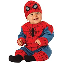 Rubie's Baby's Marvel Spider-Man Romper, Infant (6-12 Months)