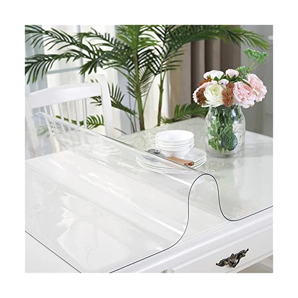 Ostepdecor Custom 1 5mm Thick Crystal Clear Pvc Table