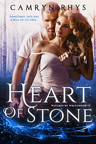 Heart of Stone: a Moonbound World book (Witches of Whitewood 1) by [Rhys, Camryn]