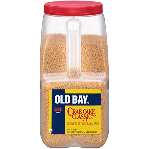 OLD BAY Crab Cake Classic Seasoning Mix, 5 lb