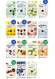 Etude House 0.2mm Therapy Air Mask X 15pcs ( Differen Kinds )