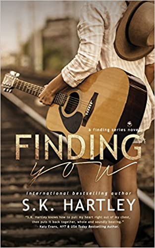 Finding You (The Finding Series Book 1)
