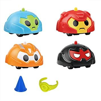 LINKLANK Spinning Top Car Toy,Spinning Top Car Toy Battle Gyro ...
