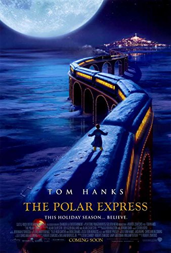 The Polar Express 27x40 Movie Poster (Polar Express Movie Poster)