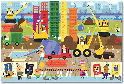 n Start Giant Floor Big Builder Puzzles (60 Piece) ()