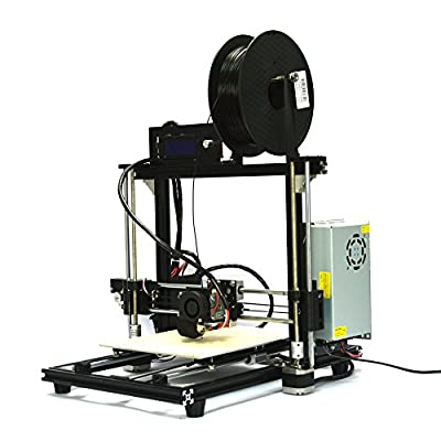 [New Arrival]HICTOP Auto Leveling Desktop 3D Printer Prusa I3 DIY Kit High Accuracy CNC Self-assembly 270*210*200 mm Printing Size?Filament Not included?