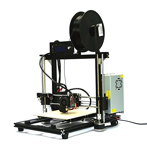 HICTOP Auto Leveling Desktop 3D Printer Prusa I3 DIY Kit High Accuracy CNC Self-assembly 10.6