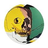 Andy Warhol Skull Plates