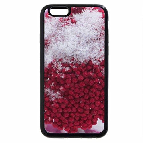 iPhone 6S / iPhone 6 Case (Black) Crimson Ice