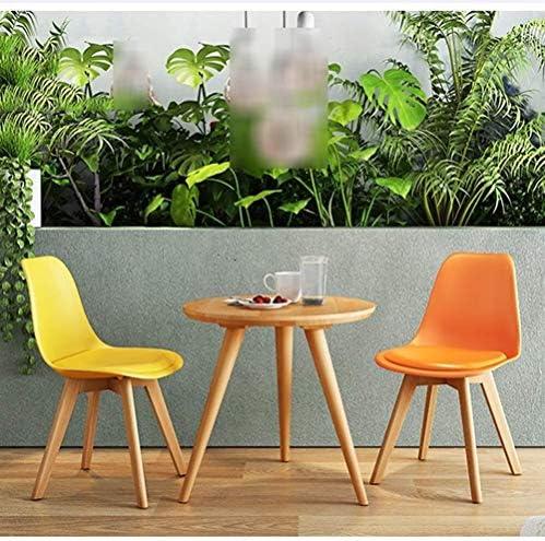 Wuzhengzhijie Tables Tabouret Maison De Tabouret Table Canapé en Bois Massif Bar Tabouret Humidité Ronce Chaise en Bois 82x54.5cm (Size : Blue)
