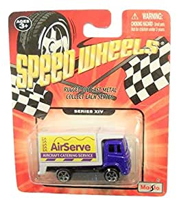 Speed Wheels AirServe Air Craft Catering Service Lift Truck (Series XIV)