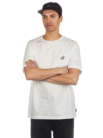 f3d51d3bb42 Amazon.com  Globe Hard Times Short Sleeve T-Shirt  Clothing