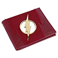 DC Comics The Flash Suit Up Bifold Wallet Boxed