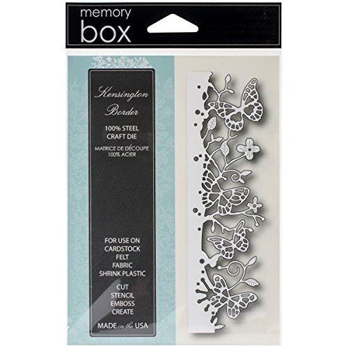 Kensington Border Die - Memory Box (98743) (Memory Box Dies Border)
