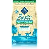 BLUE Basics Limited Ingredient Diet Grain Free, Natural Indoor Adult Dry Cat Food, Fish & Potato 11-lb