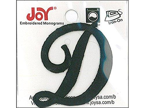 Joy Iron Letters - Joy IronOn Script 1.5