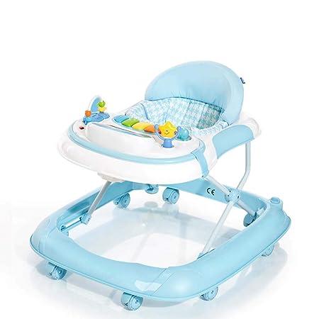 A~LICE&BW Andador para bebés, con Ruedas universales y ...