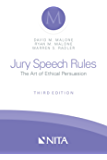 Jury Speech Rules: The Art of Ethical Persuasion