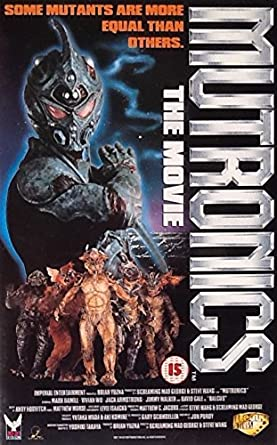 The Guyver [Reino Unido] [VHS]: Amazon.es: Greg Paik, Jimmie ...