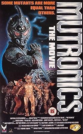 The Guyver [Reino Unido] [VHS]: Amazon.es: Greg Paik, Jimmie ...