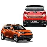 Auto Pearl Rear Trunk Dicky Trim for Mahindra KUV 100