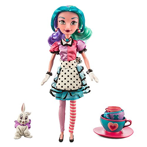 Disney Store Disney Attractionistas Doll - Maddie - 12'' (The Rabbit From Alice In Wonderland Costume)
