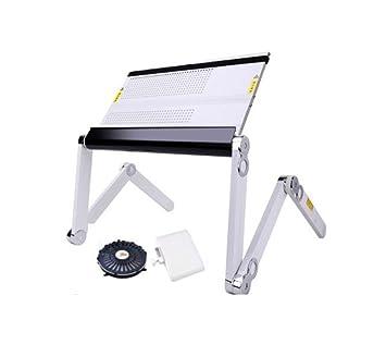 Tao Mesa portátil Plegable de refrigeración, portátil de Aluminio ...