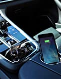 USB C Car Charger, 2 Sockets Cigarette Lighter