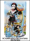 Review: DC Super Hero Girls Katana Doll Review