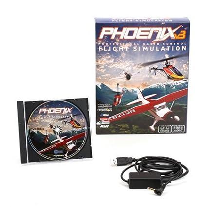 Buy Phoenix RC Flight Simulator Version 3 Online at Low