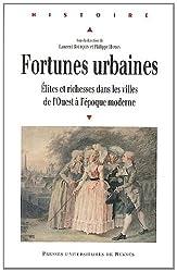 Fortunes urbaines : Elites et richesses dans les villes de l'Ouest à l'époque moderne