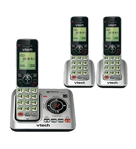 Vtech Vtech 3-handset cordless CID/ITAD