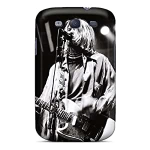 Scratch Protection Hard Phone Cover For Samsung Galaxy S3 With Customized Vivid Breaking Benjamin Series LauraAdamicska