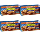 Nature Valley Granola Bars, Crunchy, Mega Pack of Peanut Butter and Oats 'n Honey, 36 Bars (4 Boxes)